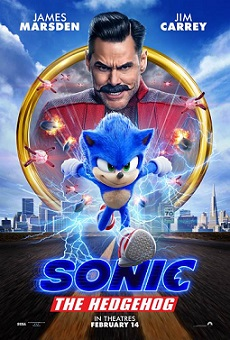 ზღარბი სონიკი / Sonic the Hedgehog / zgarbi soniki (qartulad)